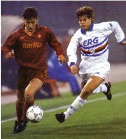 Coppa_Italia_1993-94_-_Roma_vs_Sampdoria_-_Francesco_Totti_e_Michele_Serena