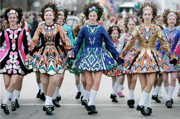 AP A IL USA APTOPIX St Patricks Parade