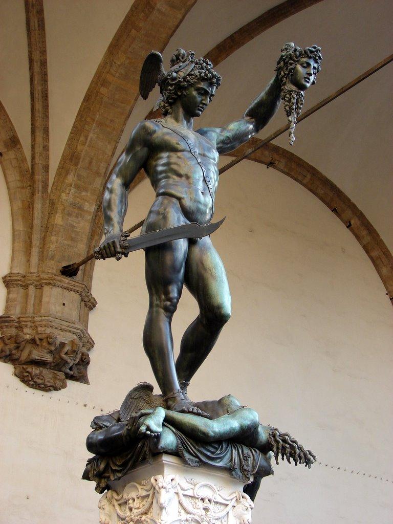 Perseus (Cellini) in Loggia dei Lanzi